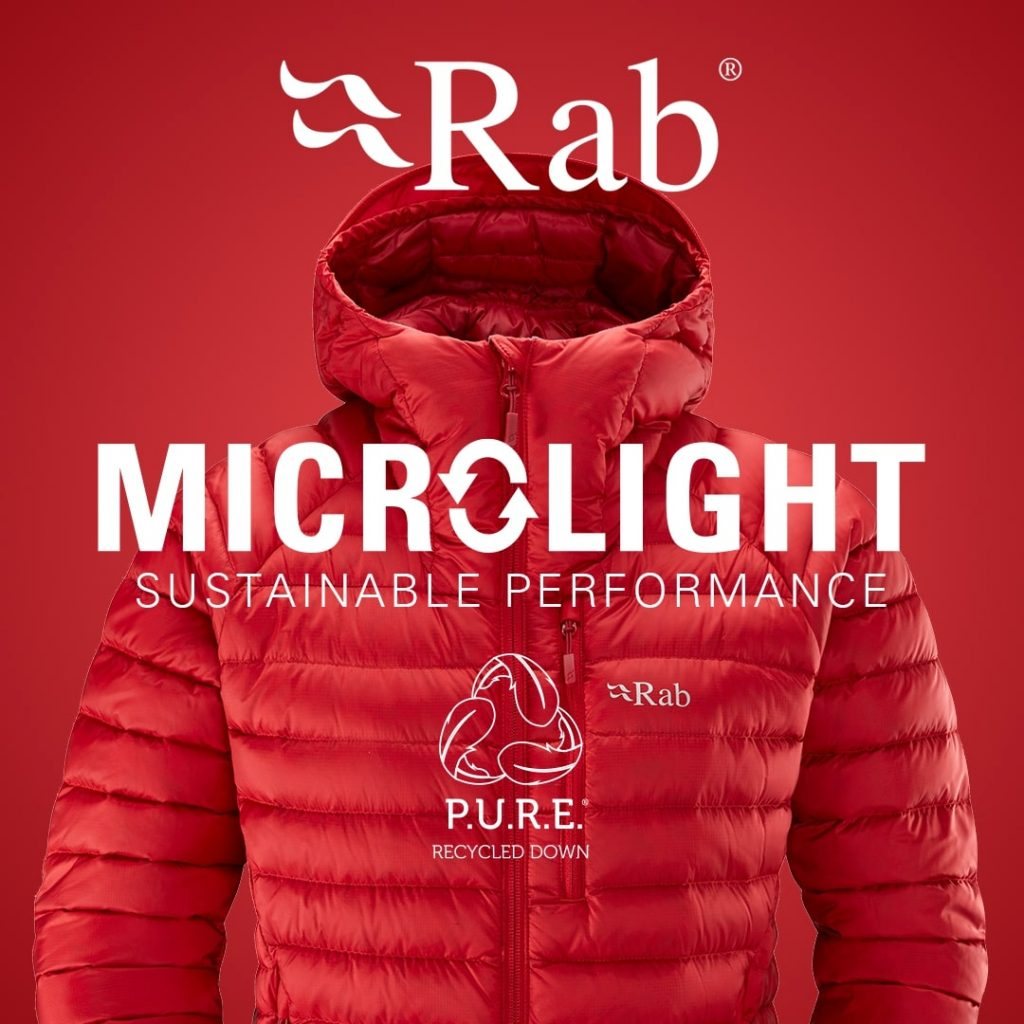 Rab Micro light